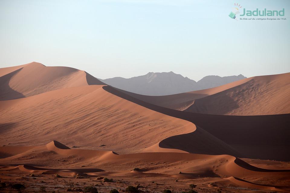 Der Sahara Staub - Der Sahara-Staub: Wie wirkt er sich auf die iberische Halbinsel aus?