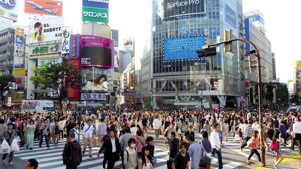 japan 217882 960 720 - 5 Schockierende Dinge für Besucher in Japan